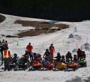 120 Racers at Alyeska 2014