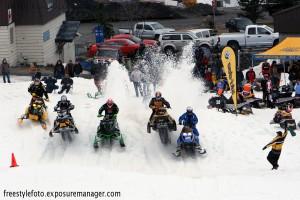 Alyeska Motor Madness Hill-X