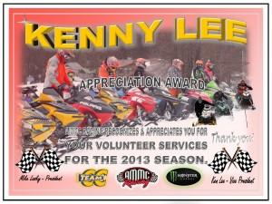 Volunteer kENNY lEE